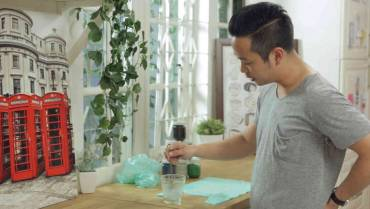 Bolsas Biodegradables fabricadas con resina  de Yuca