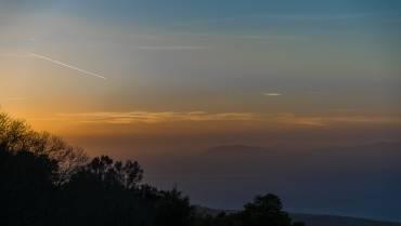 Nuevo récord de concentración de CO2 en la atmósfera.